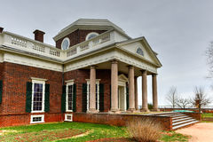 Monticello - Virginia Stock Photo
