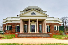 Monticello - Virginia Stock Image