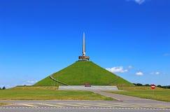 Monticule commémoratif de gloire au Belarus photos stock