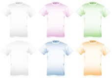 Montieren Sie Hemd vektor abbildung