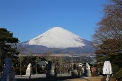 Montierung Fuji Lizenzfreies Stockbild