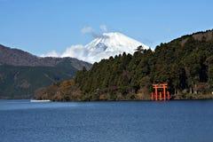 Montierung Fuji Stockfotos