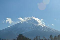 Montierung Fuji Stockfoto