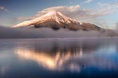 Montierung Fuji, Japan Lizenzfreies Stockfoto
