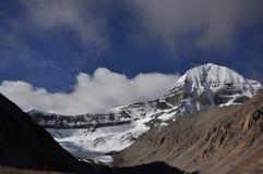 Montierung Kailash Lizenzfreie Stockbilder