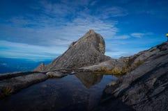 Montierung Kinabalu Lizenzfreies Stockbild
