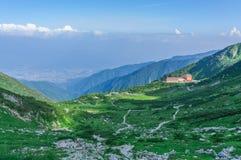 montierung Kiso-Komagatake, zentrale Alpen, Nakano, Japan Stockfoto