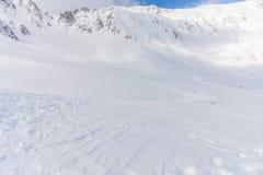 montierung Kiso-Komagatake, zentrale Alpen, Nakano, Japan Lizenzfreies Stockfoto