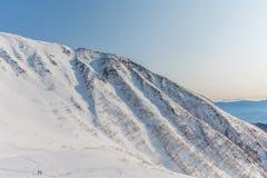 montierung Kiso-Komagatake, zentrale Alpen, Nakano, Japan Lizenzfreie Stockfotografie