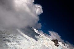 Montierung Koch und cloudscape Lizenzfreies Stockbild