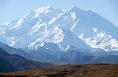 Montierung McKinley, Alaska Lizenzfreies Stockfoto