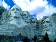 Montierung Rushmore Stockbild