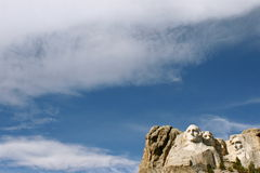 Montierung Rushmore, South Dakota Stockbild