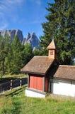 Montierung Sciliar, Dolomit, Südtirol Stockfotografie
