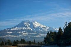 Montierung Shasta Lizenzfreie Stockbilder