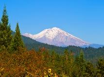 Montierung Shasta Lizenzfreie Stockfotografie