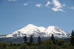Montierung Shasta Kalifornien Lizenzfreie Stockbilder