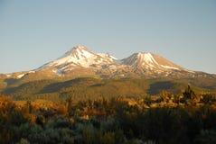 Montierung Shasta, Kalifornien USA Stockfotografie