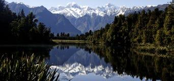 Montierungs-Koch, Neuseeland Lizenzfreies Stockfoto