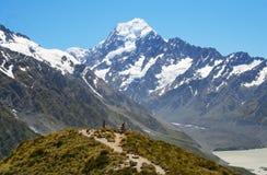 Montierungs-Koch in Neuseeland Lizenzfreie Stockfotografie