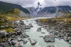 Montierungs-Koch, Neuseeland Lizenzfreie Stockfotos