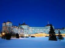 Montierungs-Washington-Hotel Lizenzfreies Stockfoto