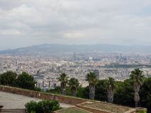 Montjuïc Castle Royalty Free Stock Image