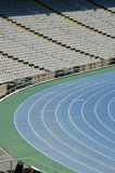 Montjuic Olympic Stadium Stock Photo