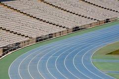 Montjuic Olympic Stadium Stock Image