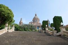Free Montjuic Royal Palace Royalty Free Stock Photos - 20134428