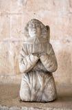 Montmajour-Abtei nahe Arles Provence Frankreich Stockbilder