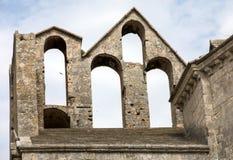 Montmajour-Abtei nahe Arles Provence Frankreich Lizenzfreie Stockbilder
