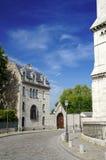 Montmartre,巴黎 库存图片