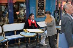 Montmartre à Paris Photos stock