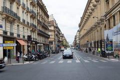 montmartre οδοί του Παρισιού Στοκ φωτογραφίες με δικαίωμα ελεύθερης χρήσης