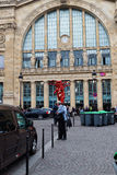 montmartre οδοί του Παρισιού Στοκ Φωτογραφία