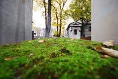 montmartre кладбища Стоковые Изображения RF