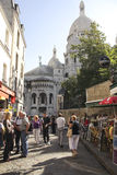 Montmartre Royalty Free Stock Images