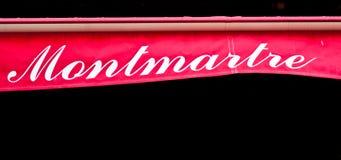 Montmartre Stock Image