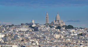 Montmartre. Stock Photo