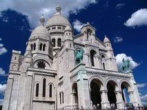 Montmartre stock afbeelding