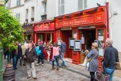 Montmartre Стоковые Изображения RF