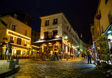 Montmartre images stock