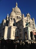 Montmartre Photo stock