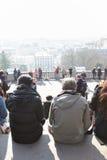 Montmartre Στοκ εικόνα με δικαίωμα ελεύθερης χρήσης