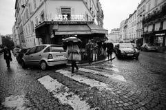 Montmartre Imagenes de archivo