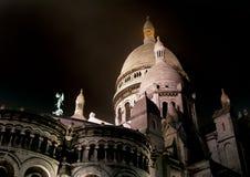 Montmartre Στοκ φωτογραφία με δικαίωμα ελεύθερης χρήσης
