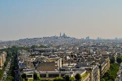 Montmartre fotos de stock royalty free