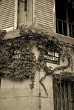 Montmartre Royalty Free Stock Photography