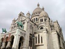 Montmartre em Paris Foto de Stock Royalty Free